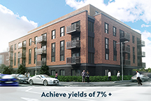 luxury apartments Investment