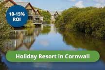 holiday resort Cornwall