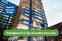Foster + Partners Designed Luxury London Apartments