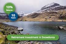 Invest in UK Snowdonia=